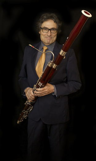 Louis van Nunen Bassoon